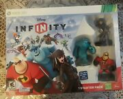 Xbox 360 Disney Infinity Starter Pack 1.0 Edition - New And Sealed
