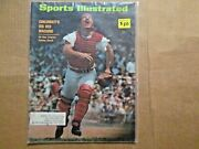July 1970 Sports Illustrated Johnny Bench Cincinnati Reds On Cover