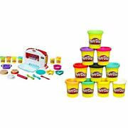 Play-doh Kitchen Creations Magical Oven And Modeling Compound 10 Pack Case Of C...