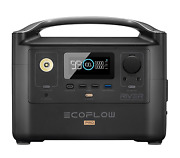 Ecoflow River Pro Power Station 720whrecharge 0-80 Within 1 Hour Refurbished