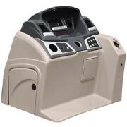 Ranger Pontoon Boat Steering Console   W/ Switches Reata 37 1/2 Inch