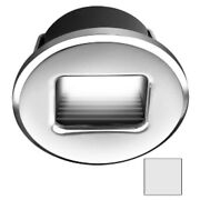I2systems Ember E1150z Snap-in - Polished Chrome - Round - Cool White Light