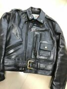Aero Leather Horsehide Double Rider The Real Mccoyand039s 1997 F/s From Japan