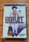 Borat Dvd Sacha Baron Conen Rated R Brand New In Package