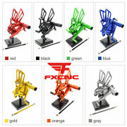 For Ninja Zx7r Zx-7r 1996-2003 Cnc Rearset Footrest Footpegs Pegs Pedals Shift