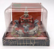 Lemax Spooky Town - Haunted Fountain 03814 2010 Retired 2015 - Rare
