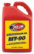 Red Line 50305 Manual Transmission Mt 90w Gear Oil - Synthetic Gear Lube ...