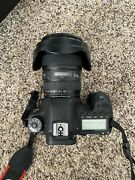 Canon Eos 6d Camera With Ef 17-40 Mm Lens Bundle