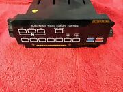85-90 Buick Electra Park Ave And 88-91 Lesabre Elect. Climate Control 16025471-1