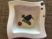 Villeroy And Boch New Wave Acapulco 1748, 6.5 Bowl, With Orig Sticker See Pics