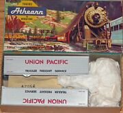 Athearn 5173 40 Ft Van Trailer Kit 2-pack Union Pacific