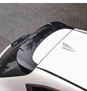 For Mazda Cx5 Cx-5 2017 - 2021 Rear Roof Spoiler Wing Black Painted To Car Color