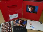 Ringo Starr Postcards From The Boys Deluxe Beatles Genesis Publications Signed
