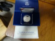 1993 U.s. Mint Bill Of Rights Commemorative Silver Dollar Proof Free Shipping