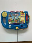 Leap Frog My First Leap Pad Learning System Tested Includes 1 Book And Cartridge