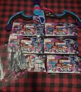 Nerf Rebelle Secrets And Spies Arrow Revolution Bow Blaster Toy - Pink Purple Blue