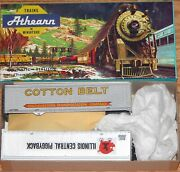 Athearn 5153 40 Ft Trailer Kit 2-pack Illinois Central And Cotton Belt