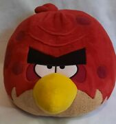 18 Angry Birds Rovio Terence Red Plush Large