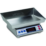 Detecto Ap-4kd Stainless Steel Wet Diaper Scale 4000 G X 1 G