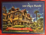 Winchester Mystery House 500 Piece Sealed Puzzle San Jose California Jigsaw