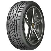 4 New 255/50zr19xl Continental Extremecontact Dws06 Plus Tire 2555019