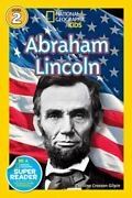 National Geographic Readers Abraham Lincoln [readers Bios] Gilpin, Caroline