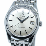 Omega Seamaster Chronometer Automatic 168.024 Date Vintage Menand039s Watch Wl37171