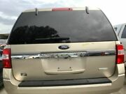 Trunk/hatch/tailgate Wiper Privacy Tint Glass Fits 15-17 Expedition Tan