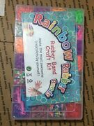 Lot Of 2 Rainbow Loom Kit And Lots Of Rubber Bands S Hooks New Craft