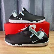 Nike Zoom Pulse Black Teal Nurse Shoes Menand039s Size 15 Ct1629-001⚡ships Free Fast⚡