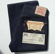 Leviand039s Vintage Clothing 1955 501 Katakana Jeans Limited To 501 Rare F/s From Jp