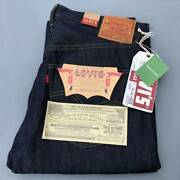 Leviand039s Vintage Clothing 501xx Made In Usa 1947 Model Unused Original F/s Japan