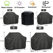 Bbq Grill Barbeque Cover Anti-dust Waterproof Weber Heavy Duty Charbroil Cover