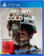 Call Of Dutyblack Ops Cold War Playstation 4 Ps4 Usk18 German New + Rrp