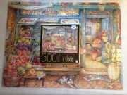 Big Ben Luxe - 500 Piece Jigsaw Puzzle Fruitful 18 X 24 Complete