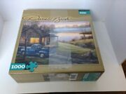 Early To Rise 1000 Piece Jigsaw Puzzle By Darrell Bush.