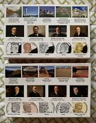 2013 And 2014 U.s. Mint Proof Sets With Original Box And Coa Unopened