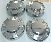 New Center Hub Caps That Fit 2019-2021 Dodge 3500 Dually 1-ton 17 Steel Wheels