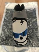 Sealed Swag Golf Release Silver And Blue Skull Cover April 2018 Headcover Rare