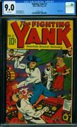 Fighting Yank 17 [1946] Certified 9.0 Handle With Care