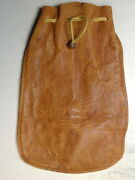 Banking Premium Leather Coin Bag The First National Bank Of Newberg Oregon