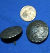 Farmhouse Carriage Door Clavos Hammered Head 1 1/4 Inch, Volume Priced Cl- 1 1/4
