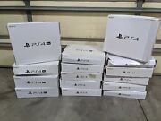 Lot Of 15 Playstation 4 Ps4 Slim/pro Empty Retail Boxes Only - Empty Box Only