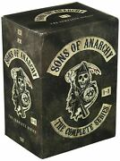 Sons Of Anarchy The Complete Series Seasons 1-7 Dvd 30-disc Box Set New