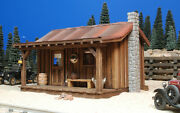 G Scale Train House Building For Use W Lgb Accucraft Mth Usa Track And Locomotives