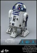 Movie Masterpiecestar Wars1/6scale Figure R2-d2 Deluxe Ver.from Japan New