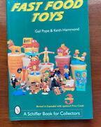 Fast Food Toys By Keith Hammond And Gail Pope 1999, Trade Paperback, Revised Ed