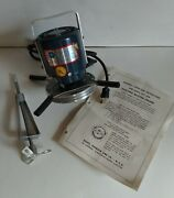 Vintage Butter Churn Electric Sears And Roebuck