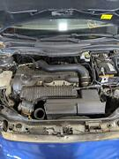 2010 Volvo C70 2.5l Turbo Engine Assembly With 93,781 Miles 2008-2013