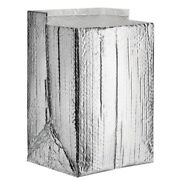 20 X 20 X 20 Insulated Box Liners Leak Resistant 10 Pieces
